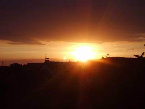 Sunset - free stock photo #401165