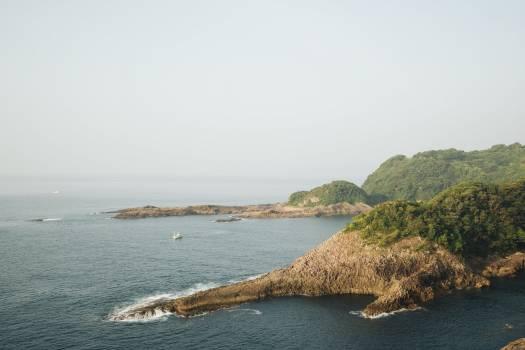 Coastline Aerial Free Photo Free Photo