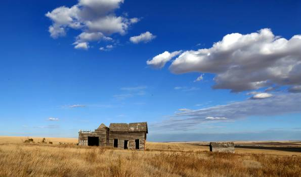 Old Rural Barn Free Photo #401315