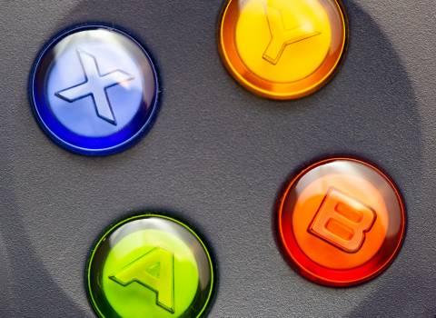 Game Controller Macro Free Photo #401323