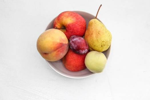 Bowl of Fruits Free Photo #401331