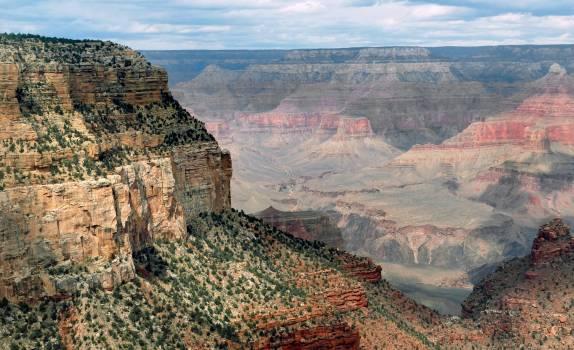 Canyon Cliffs Free Photo #401367