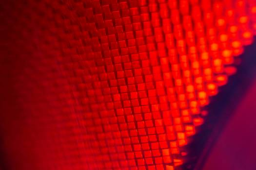 Red Abstract Texture Free Photo #401415