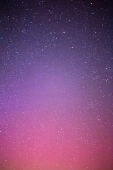 Starry Night Sky Free Photo #401420