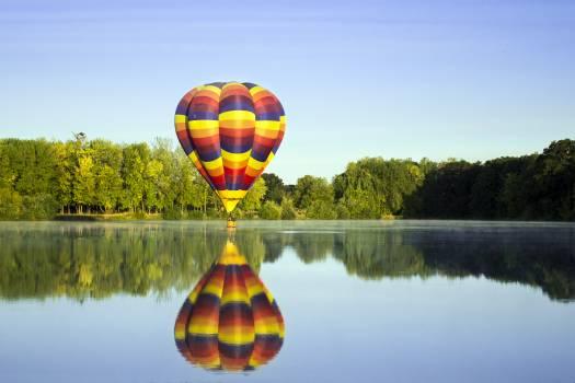 Hot Air Balloon Free Photo #401441