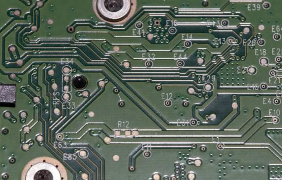 Circuit Board Free Photo #401470