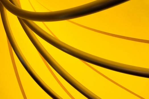 Yellow Abstract Free Photo #401511