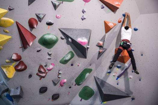 Rock Climber Free Photo #401549