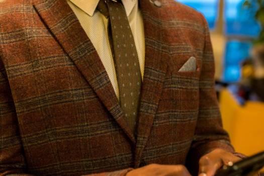 Man Tweed Suit Free Photo #401718
