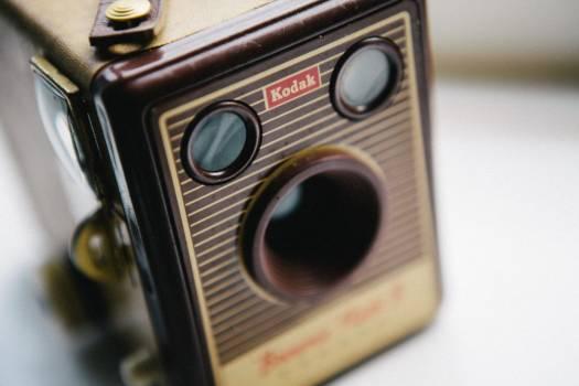 Vintage Analogue Camera Free Photo #401882