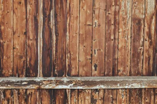Vintage Brown Fence Free Photo #401883