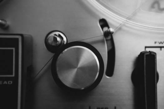 Vintage Tape Deck Free Photo #401891