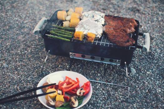 Freshly Cooked Barbecue Free Photo #402079
