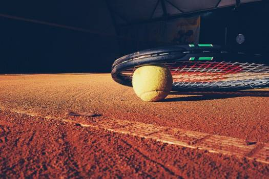 Clay Court Tennis Free Photo #402182