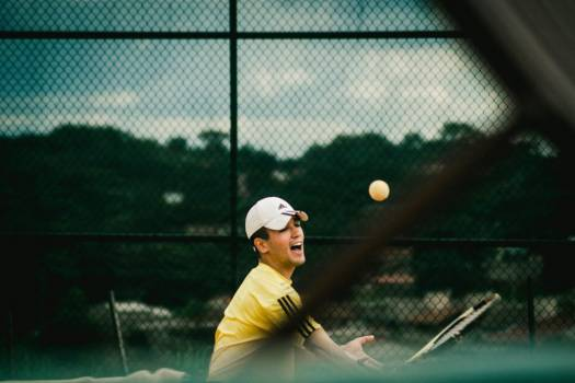 Tennis Player Free Photo #402241