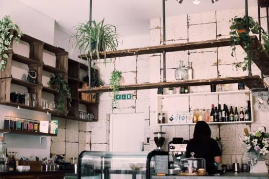 Rustic Bar Restaurant Free Photo #402259
