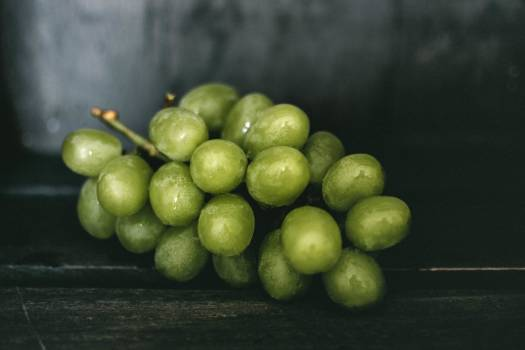 Green Grapes Fruit Free Photo #402306