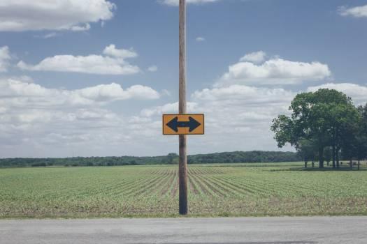 Sign Arrows Farm Free Photo #402362