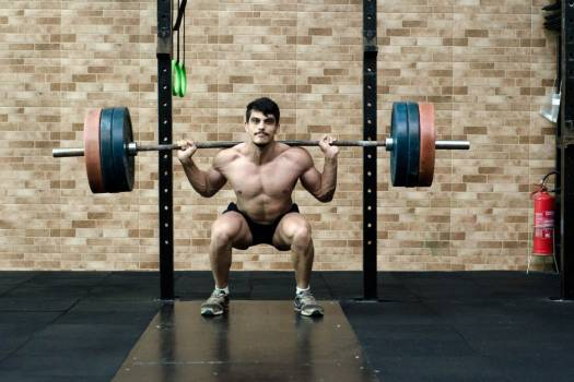 Weightlifter Gym Free Photo #402385