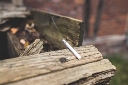 Cigarette Burn Wood Free Photo #402414