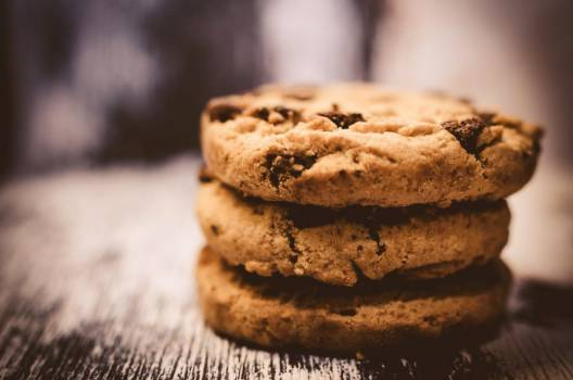 Chocolate Chip Cookies Free Photo #402498