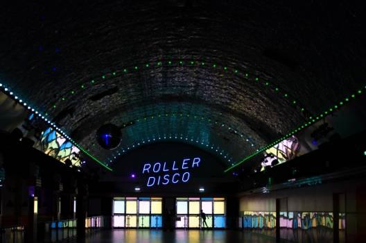 Disco Neon Night Free Photo Free Photo