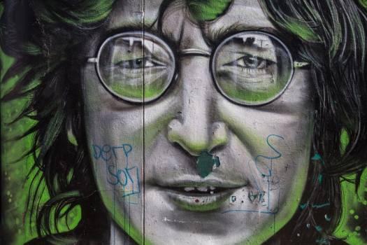 Man Street Art Graffiti Wall Free Photo #402828