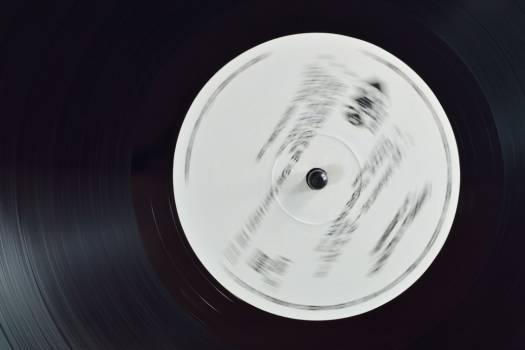 Vinyl Disc Record Spinning Free Photo Free Photo