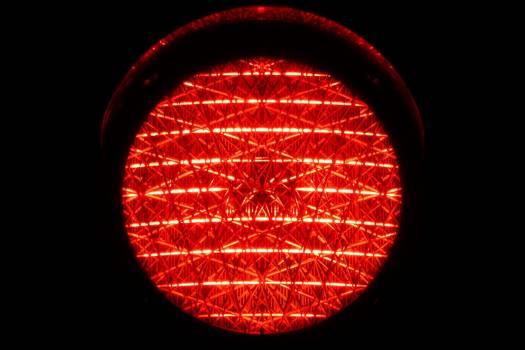 Stop Traffic Red Light Free Photo #402954