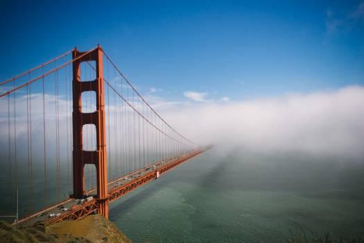 Golden Gate Bridge Fog Free Photo #403031
