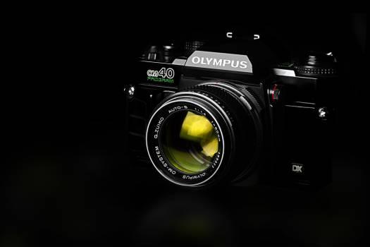 Analog Camera Olympus Glossy Free Photo #403146