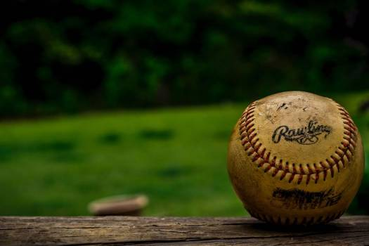 Closeup Vintage Baseball Free Photo #403214