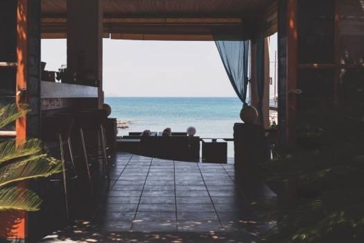 Bar View Beach Summer Free Photo #403285