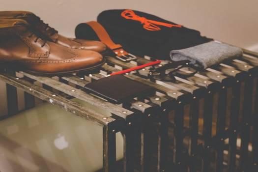 Shoes Wallet Glasses Belt Free Photo #403334