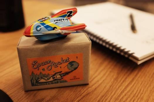 Space Rocket Toy Free Photo #403347