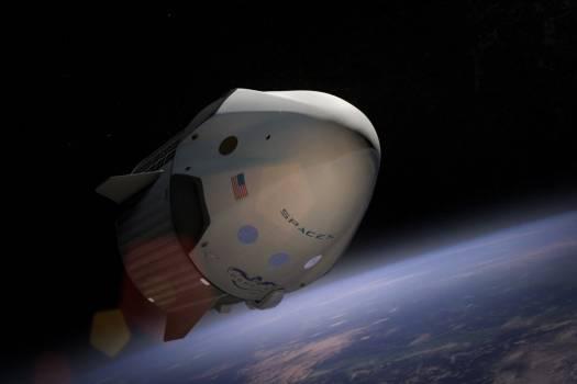 Rocket Orbit Universe Earth Free Photo #403364
