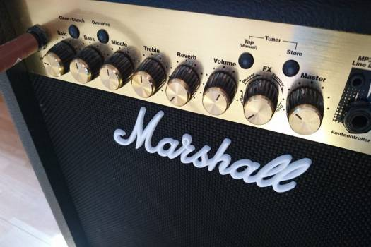Marshall Guitar Amplifier Free Photo #403389