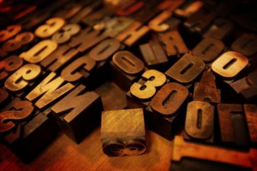 Typographers Tools Free Photo #403632