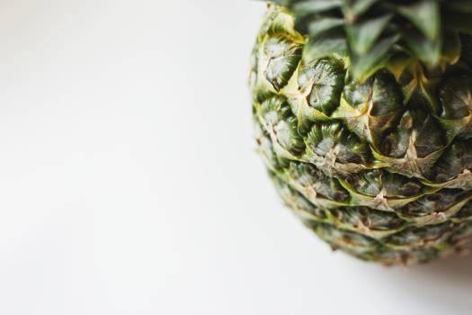 Green Pineapple Free Photo