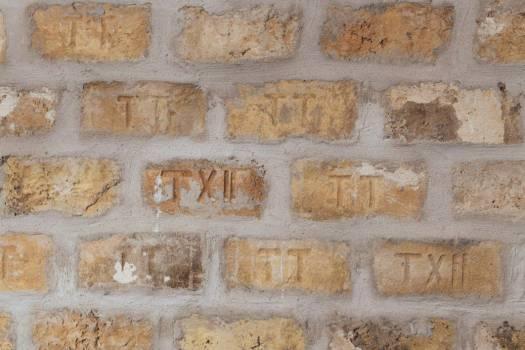 Closeup Brick Work Free Photo #403764
