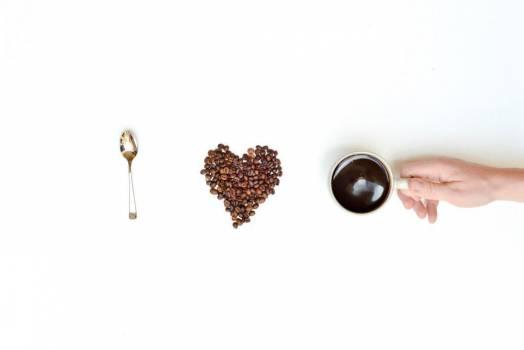I Love Coffee Message Free Photo #403833