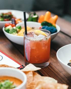 Juice Food Meal #404106