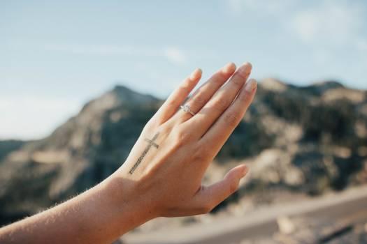 Fingernail Hand Finger #404682