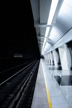 Tunnel Station Terminal Free Photo