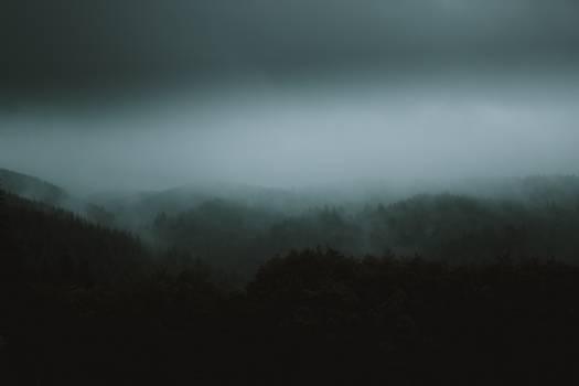 Sky Atmosphere Clouds #405054