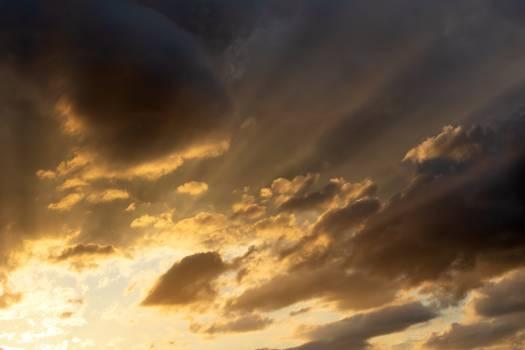 Sky Atmosphere Clouds #405172