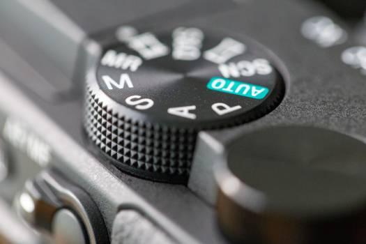 Digital Camera Controls Free Photo #405537