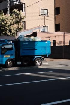 Garbage truck Truck Motor vehicle #405735