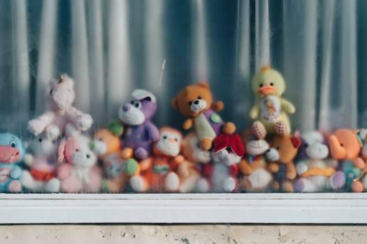 Doll Plaything Teddy #406234