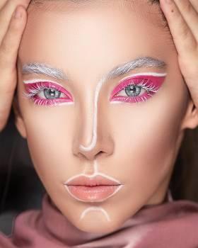 Face Skin Make Free Photo